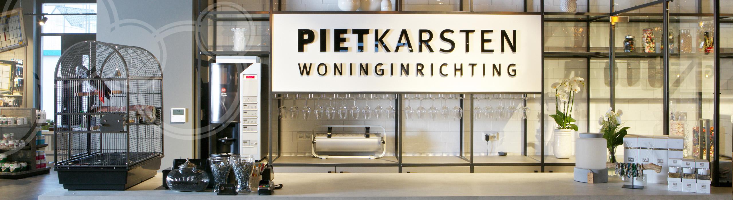 Piet Karsten Woninginrichting